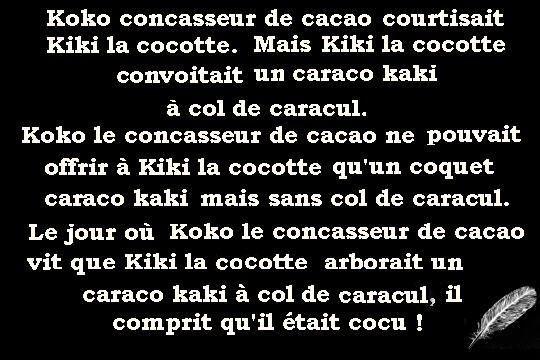 Kiki la cocotte