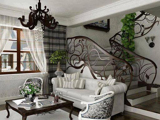 maison deco escaliers. Black Bedroom Furniture Sets. Home Design Ideas