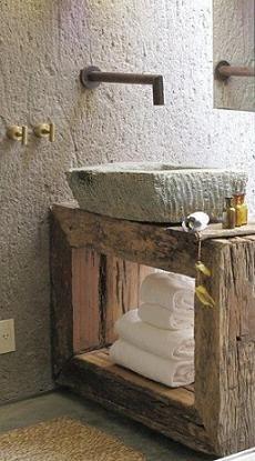 maison deco salle de bains